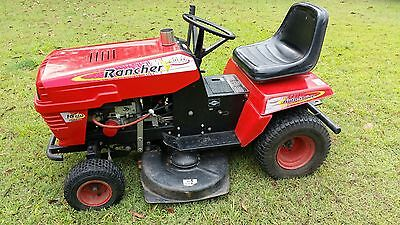 Rover Rancher 18 hp Ride On Mower