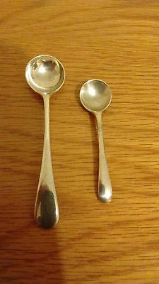 Solid Silver Spoons