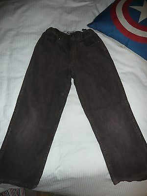 Boys Brown Cords Age 9 Years M&s Autograph