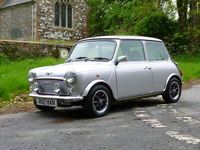 Immaculate Rover Mini 1.3 MPI On Just 17300 Miles From New!!