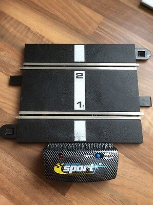 Scalextric Sports Power Base C8217  Straight Cheap Start
