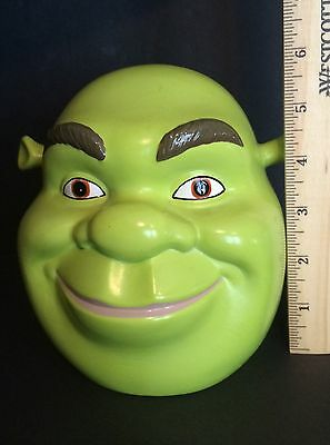 Shrek Cookie Jar Candy Vase Dreamworks 2004 Galerie NO LID