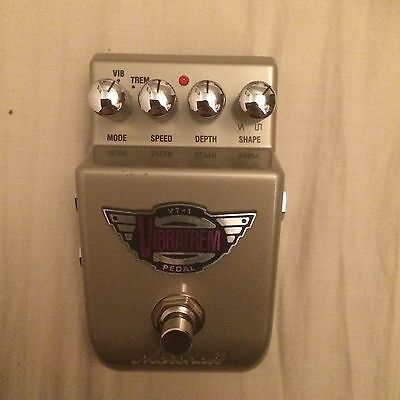 Marshall VT-1 Vibratrem Guitar Effects Pedal, Great Condition, Fully Working