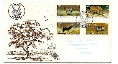 South Africa - 1976 Wildlife FDC