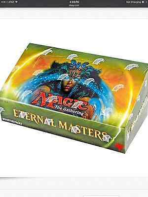 English Magic the Gathering Eternal Masters Booster Box 24ct
