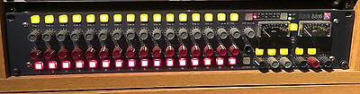 Neve 8816 16 Channel Summing mixer with AD output option Very Good Condition