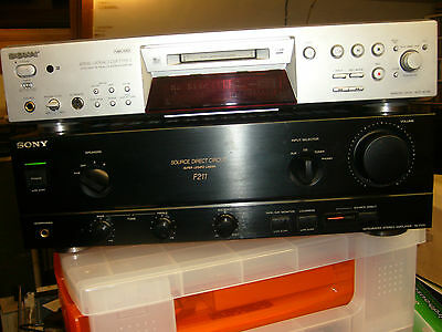 Sony TA-F211 Integrated Stereo Amplifier