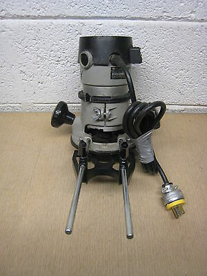 Rockwell Model 6301 6302 Router Heavy Duty Motor w/ Base Used Free Shipping