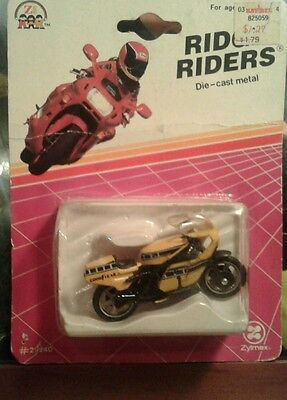 ZEE Ridge Riders look  like  kenny roberts Yamaha  yzr 750  Vintage RARE