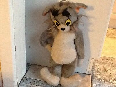 vintage tom and jerry soft toy