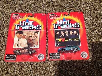 Hot Tracks 98 degrees & N Sync