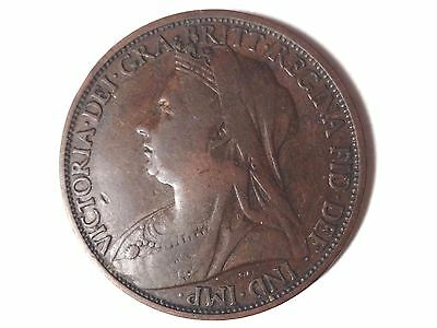 Great~Britain~Victoria~1895~1~Penny