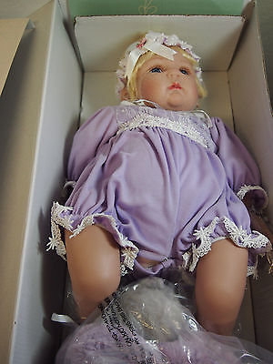 "NEW Realistic Lifelike Paradise Galleries 20"" Baby W/O COA"