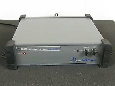 GN Nettest FD440TX Chromatic Dispersion Transmitter 90Day Warranty Free Shipping