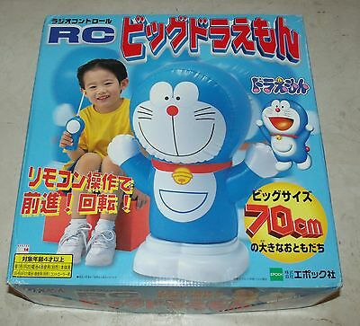 1998 Epoch RC Doraemon Japanese Remote Control Anime Character - Japan - Rare