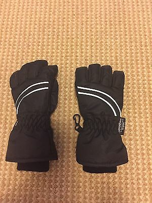 Boys Thinsulate Gloves Age 4