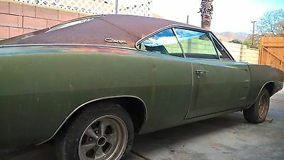 1969 Dodge Charger  1969 DODGE CHARGER CALIFORNIA CAR