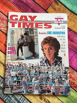 Gay Times  - Gay Interest  - Look At Cover