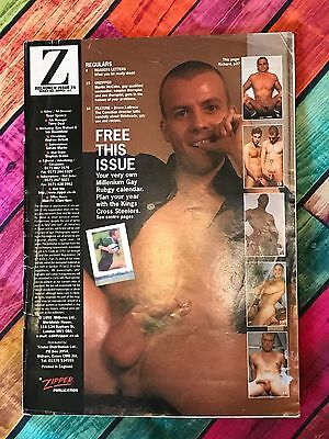 Gay Rugby Team - Gay Interest - Look At Cover For All Details Millenium Edition