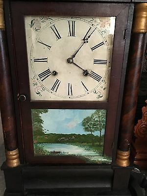Chauncey-Jerome Ogee Clock Mid 1800's