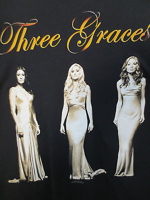 Three Graces Large Shirt By Anvil Group Classical Pop Sara Gettelfinger Rnb