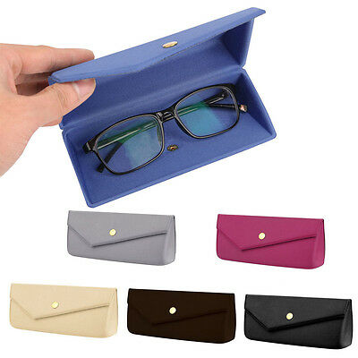 Fashion Sunglasses Reading Glasses Carry Case Hard Box Protector