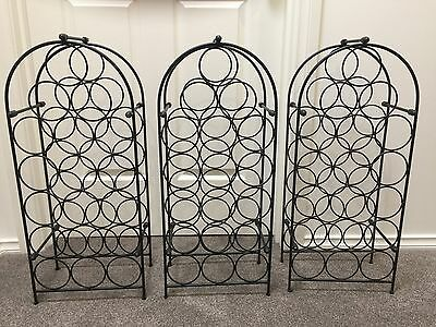 Wine Racks- Metal