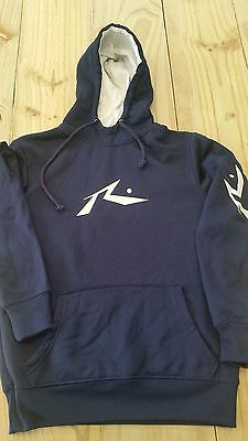 RUSTY Boys Size 10 Hoodie Jumper - Excellent Condition