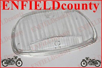Headlamp Spare Glass Lens For Vespa 150 Sprint 150 Gl Scooters Lamplight @aud