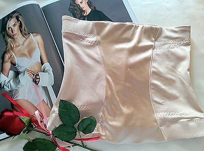 Vtg  Sissy Waist Clincher Belly Band Nude Cd Tv