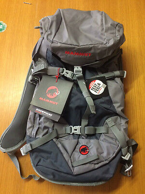NEW Mammut Light 30 Protection airbag incl system, P.A.S. avalanche backpack