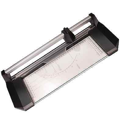 A4 Paper Trimmer Cutter Photo Guillotine Precision Card Home Rotary CraftsOffice