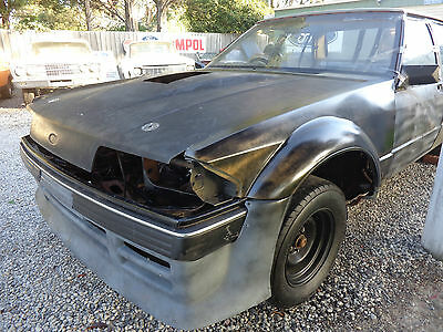 Ford Falcon Xe Rolling Shell Mock Up Group C Race Car Suit Drag Xd Xf Xy