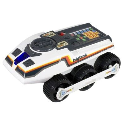 Zeon Big trak Classic Programmable Vehicle