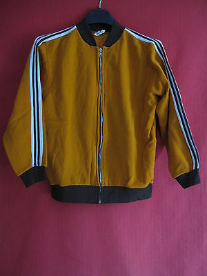 Veste Vintage La cigogne survetement jacket Made in France 70'S - S