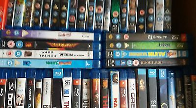 Massive collection of Blu Ray bluray joblot 160+ all good titles