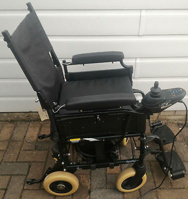 Invacare Apollo Electric powered wheelchair good batteries