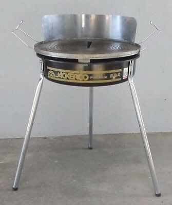 Jackaroo portable camping BBQ- Pick up only Geelong area