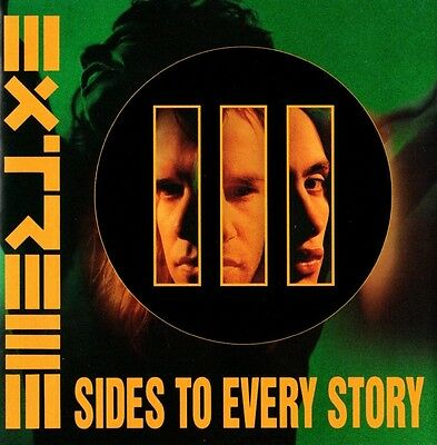 Extreme - Iii Sides To Every Story Cd (1992) Us-Hardrock
