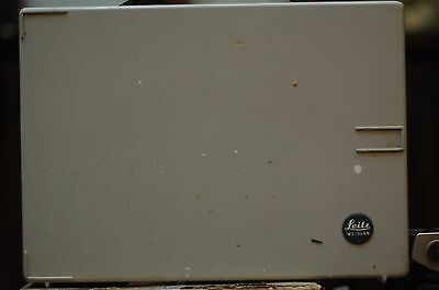 Two Old and Used Leica Pradovit Colour 250 Projectors