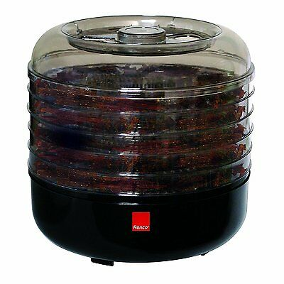 Electric Ronco Beef Jerky Machine Food Dehydrator for delicious Drye Fruit/ Meat