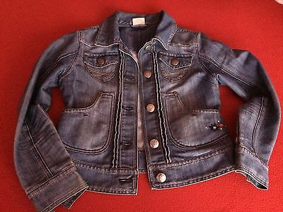 Girls Jeans Jacket 9-10 Years