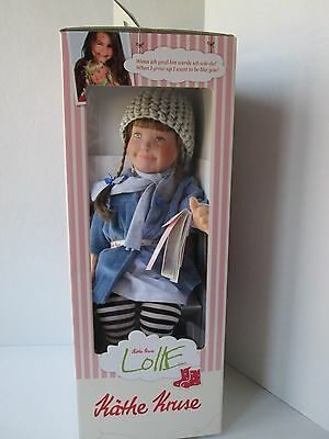 Kathe Kruse Lolle Elke with Bangs Made in Germany