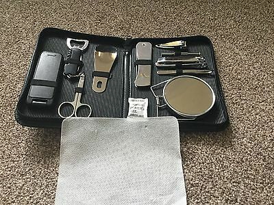 Mens Grooming And Travel Set. Ideal Christmas Present