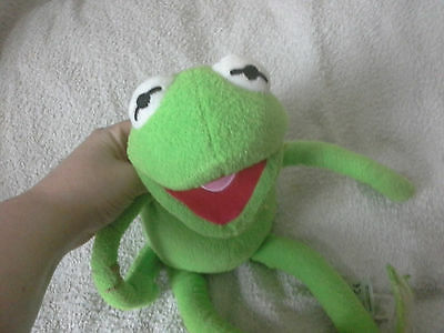 Disney store Kermit of Muppet Show Soft Toy