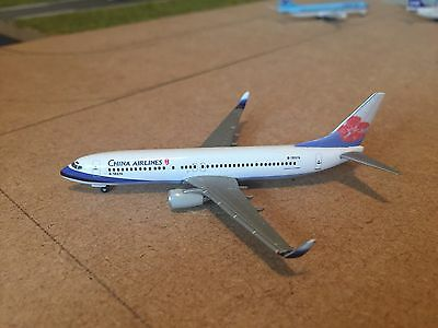 Herpa Wings 1:500 China Airlines 737-800