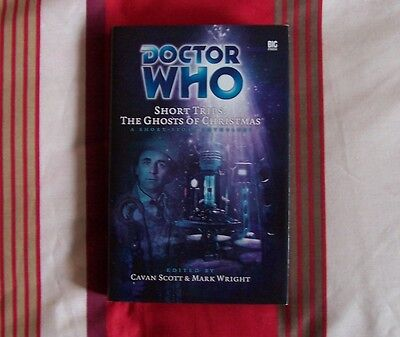 Doctor Who Short Trips: The Ghosts of Christmas Big Finish - 1st Edition Mint