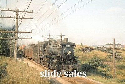 Original Slide Canadian Pacific 2674 Steam 1950's location?