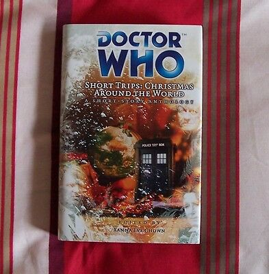 Doctor Who Short Trips: Christmas Around the World Big Finish - 1st Edition Mint