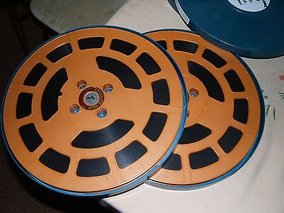 """16mm film  """"David Copperfield"""" animation on 2X1600ft  reels. colour/sound."""